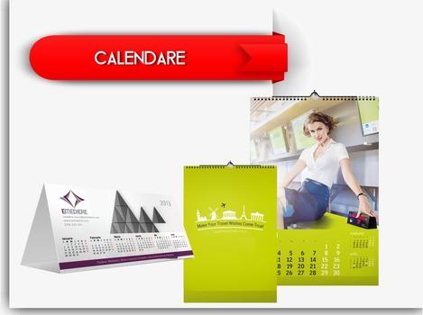 Realizam calendare personalizate integral