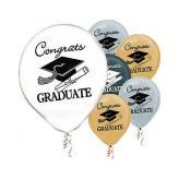 Baloane pentru absolvire