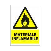 Materiale Inflamabile (Autoadeziv)