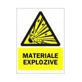 Materiale Explozive (Autoadeziv)