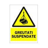 Greutati Suspendate
