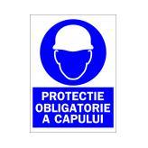 Protectie Obligatorie A Capului (Autoadeziv)