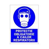 Protectie Obligatorie A Cailor Respiratorii (Autoadeziv)