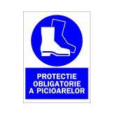 Protectie Obligatorie A Picioarelor (Autoadeziv)
