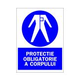 Protectie Obligatorie A Corpului (Autoadeziv)