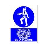 Protectie Individuala Impotriva Caderii De La Inaltime
