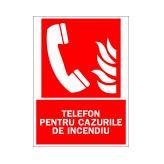 Telefon Pentru Cazurile de Urgenta (Autoadeziv)