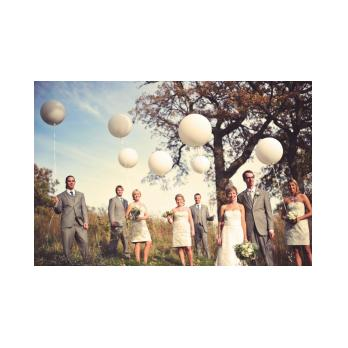 Baloane pentru nunta