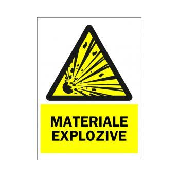 Materiale Explozive