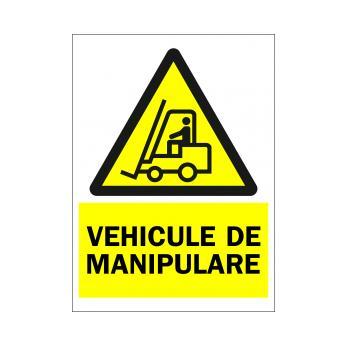 Vehicule de Manipulare (Autoadeziv)